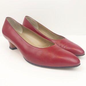 Salvatore Ferragamo Heels Size 8